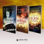 Könyvajánló: Donato Carrisi: Marcus trilógia