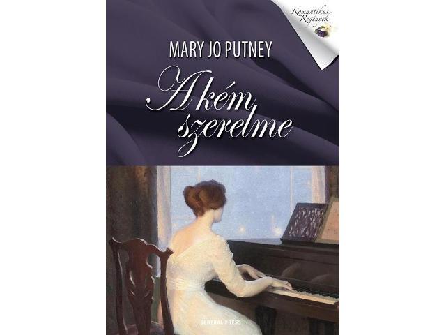Könyvpremier: Mary Jo Putney: A kém szerelme