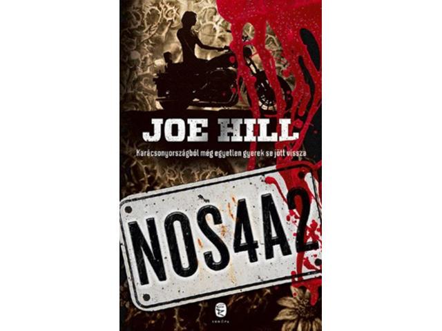 Joe Hill - NOS4A2