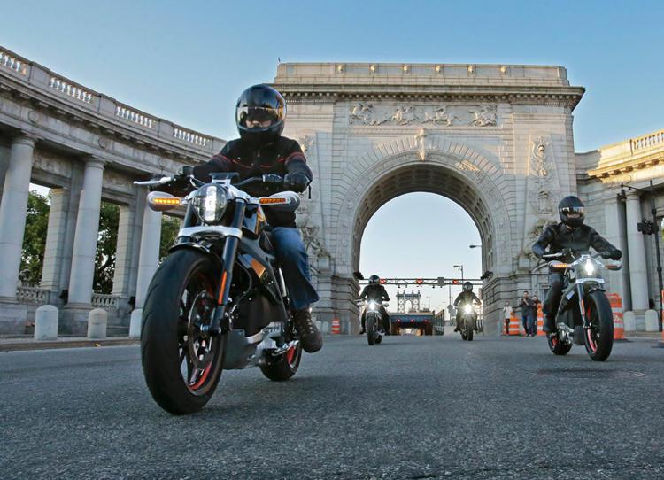 Harley-Davidson LiveWire projekt élménytúra