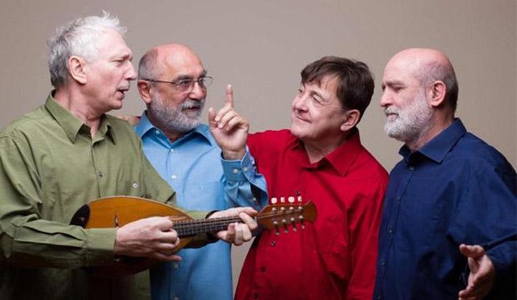 Kaláka - pocakos koncert