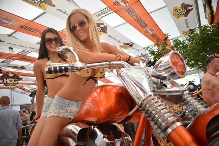 Harley Davidson fesztivál, Alsóörs