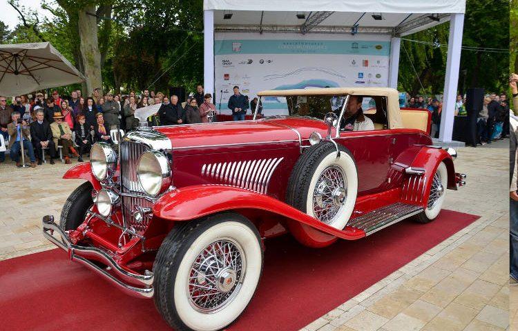 Bemutatkoztak a rajongott oldtimer autócsodák