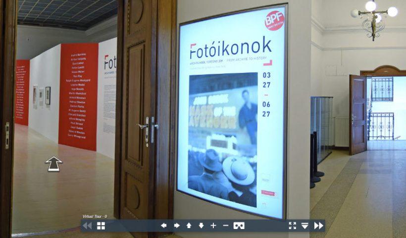 Fotóikonok kiállítás, Műcsarnok, Budapest