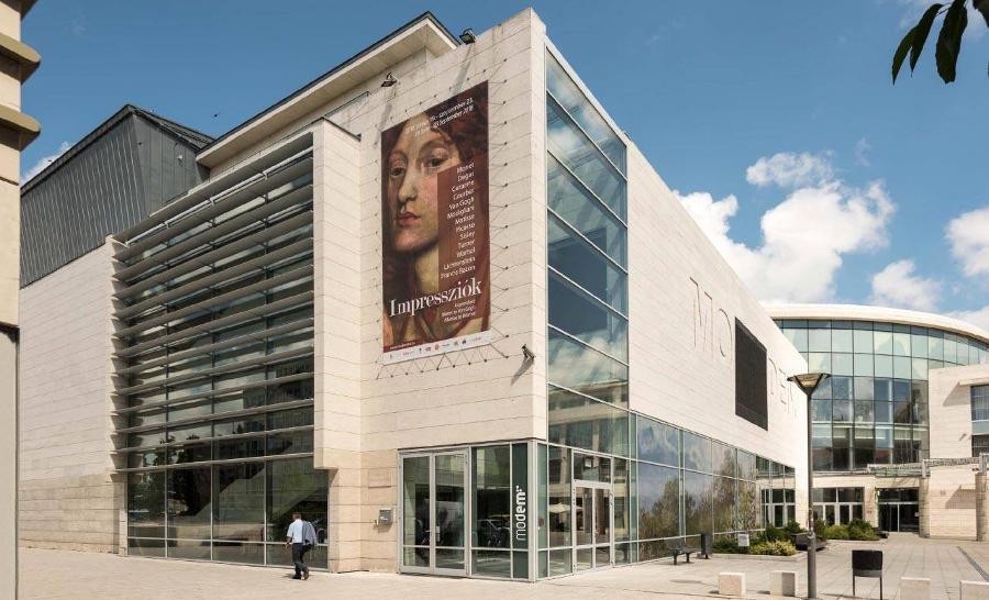 Modem - Modern és Kortárs Művészeti Központ