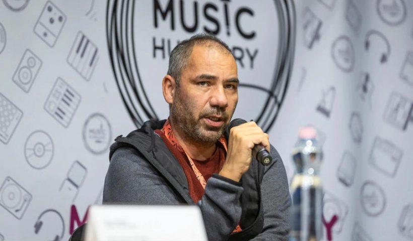 Weyer Balázs, a Music Hungary Szövetség elnöke