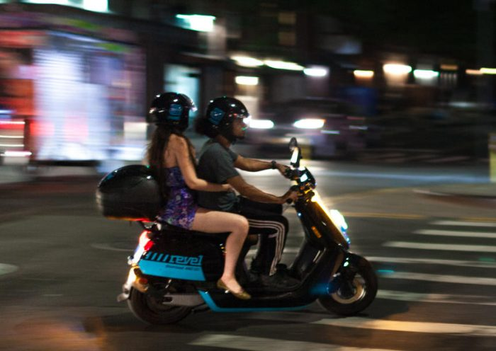 Robogó közlekedés, biztosítás