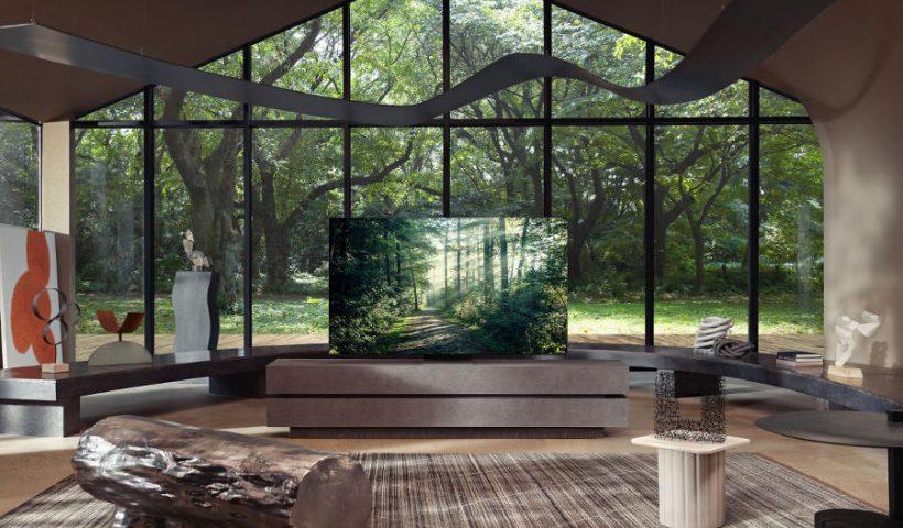 Samsung Neo QLED televízió