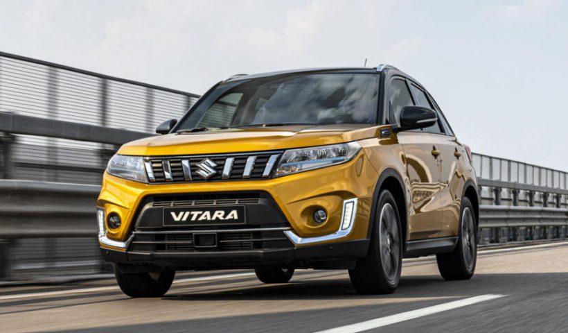 Suzuki Vitara, év magyar auója 2021