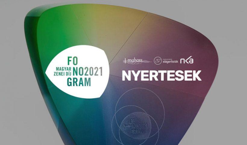 Fonogram díj 2021