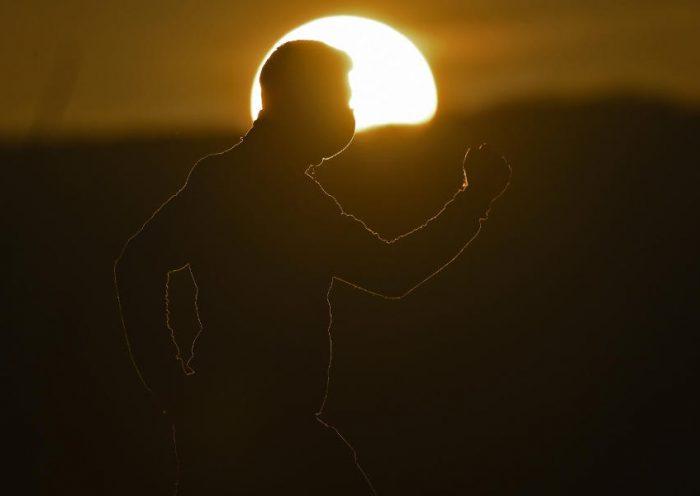 Szalmás Péter, Karantén edzés