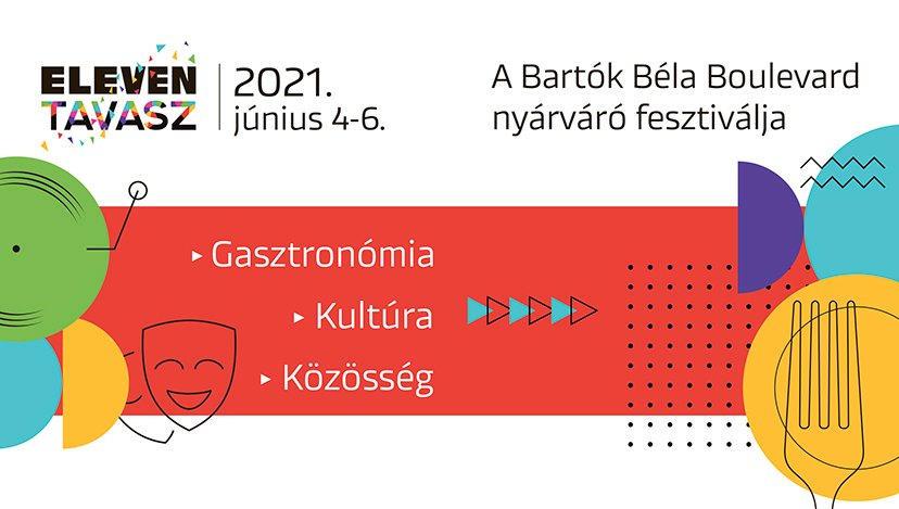 Eleven Tavasz Bartók Béla Boulevard