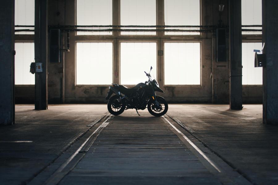 Motron motorkerékpár