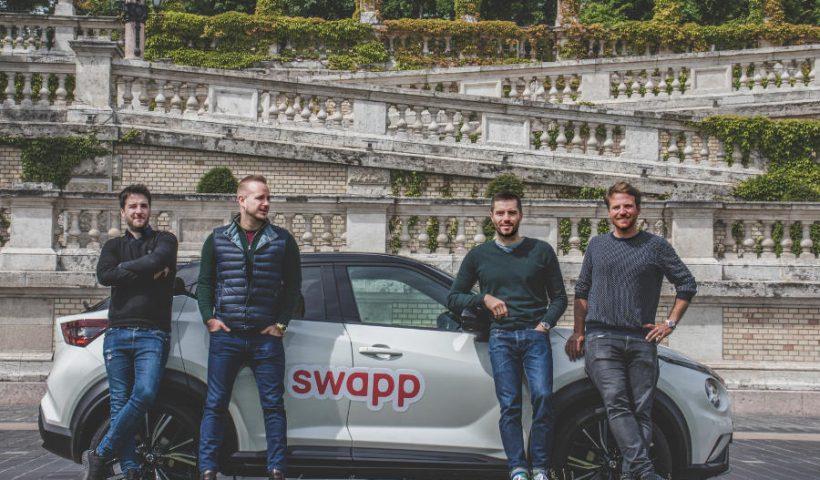 Swapp havidíjas autóelőfizetős szolgáltatás