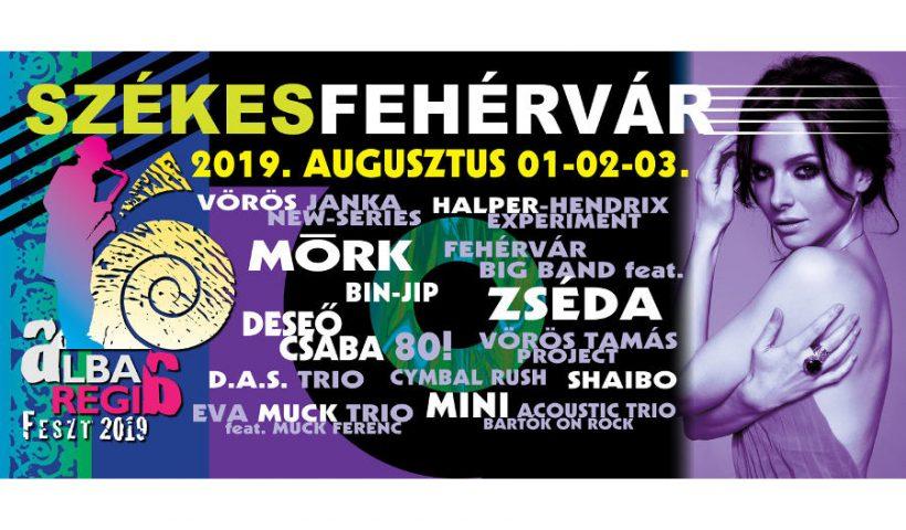 Alba Regia Feszt dzsesszfesztivál Székesfehérvár