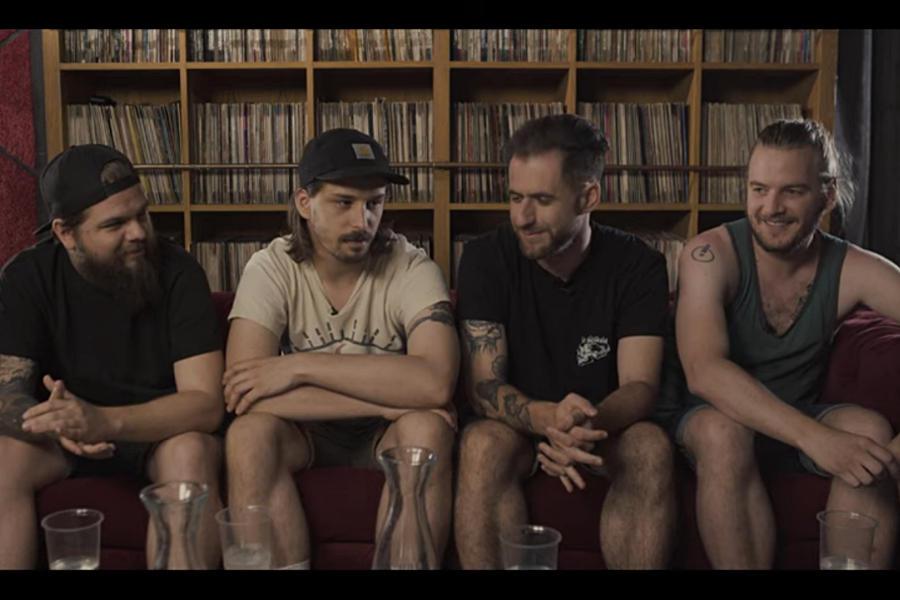AWS zenekar emlékkoncert Siklósi Őrs emlékére