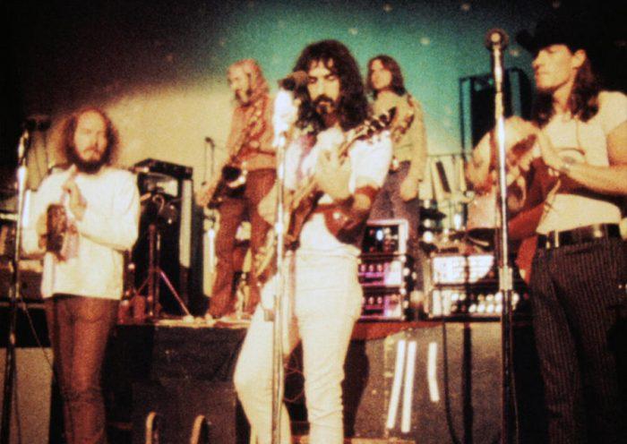 Zappa, zenés életrajzi dokumentumfilm