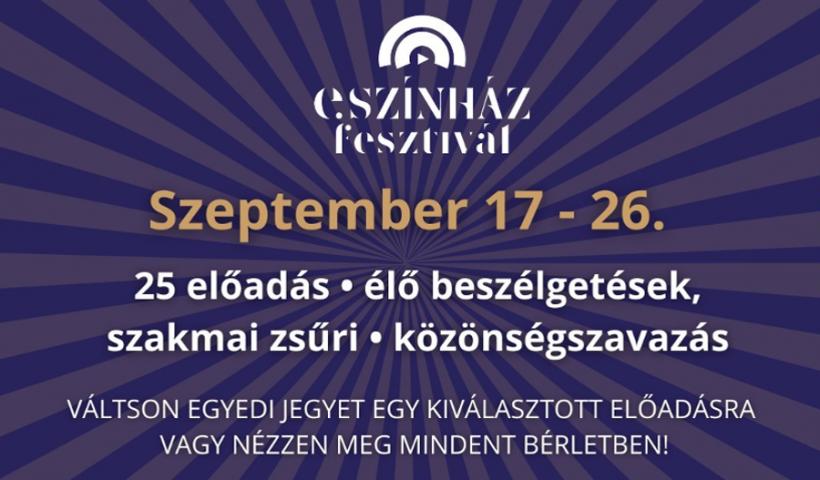 eSzinház Fesztivál 2021