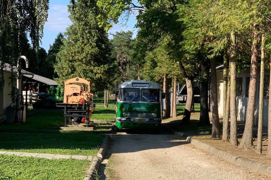 Ikarus - A Busz kiállítás Zalaegerszegen